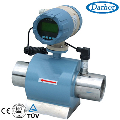 DH 1000-H hight pressure type electronic flowmeter