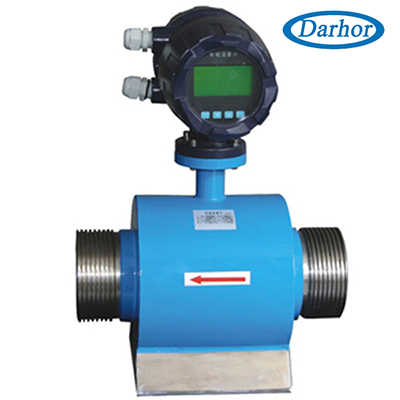 DH1040 Screw connection magnetic flowmeter