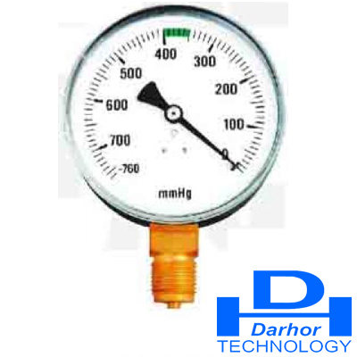 Vacuum & Compound Pressure Gauges (V)