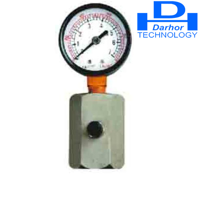 Gas Teset Gauge (G)