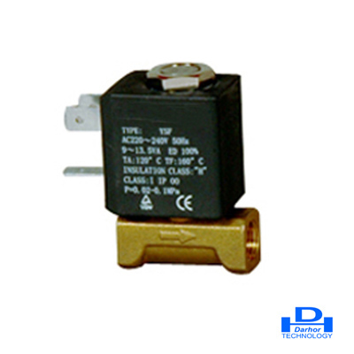 YSF027 series 2/2 way solenoid valve