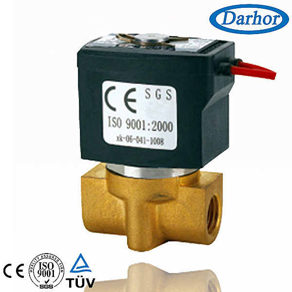 2/2 Way RSSM Series Solenoid Valve
