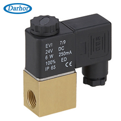 DHSV-08 low power solenoid valve