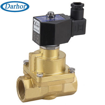 DHSP steam solenoid valve