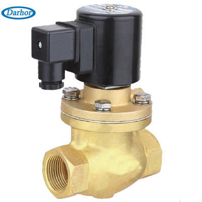 DHCZ piston operated steam solenoid valve