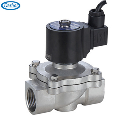 DHDF-S stainless steel fountain solenoid valve