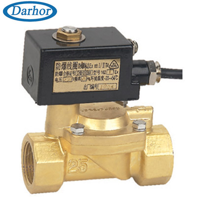 ZCSB(D) pilot operated solenoid valve