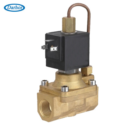 DHH12 Normally open high pressure solenoid valve