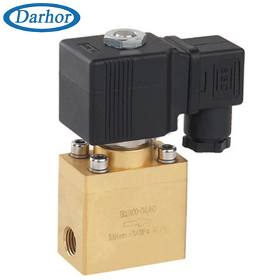 BD2400 1~60 bar high pressure solenoid valve