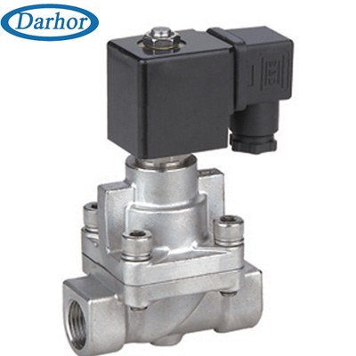 YSI 6-100 bar high pressure solenoid valve