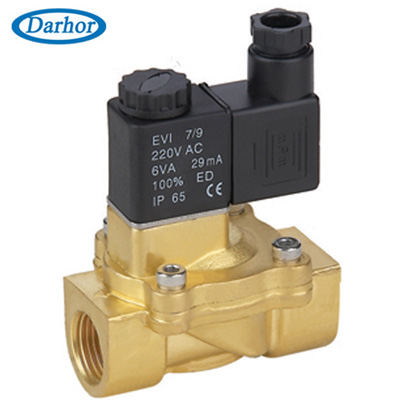 RSV low power consumption solenoid valve