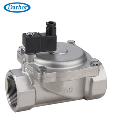 RSQ low power consumption solenoid valve