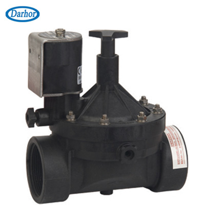 DHSB irrigation low power solenoid valve