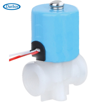 DHWS solenoid valve for RO system