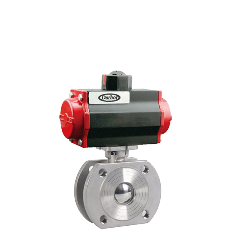 Pneumatic Thin Type Butterfly Valve